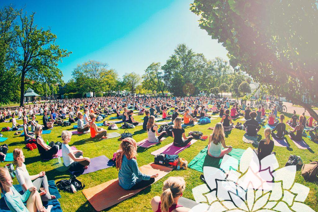 PRANA FESTIVAL – Yoga och Musik Festival mitt i Göteborgs