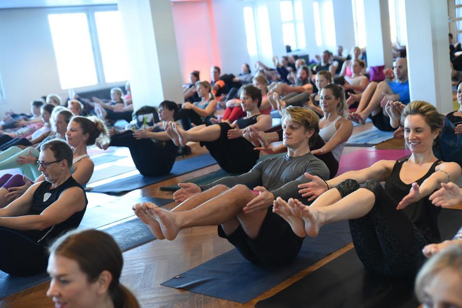 Yoga Games Stockholm 2017