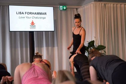 YogaGames Stockholm 2017