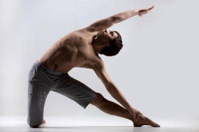 Yogaställningar för hälsa och balans