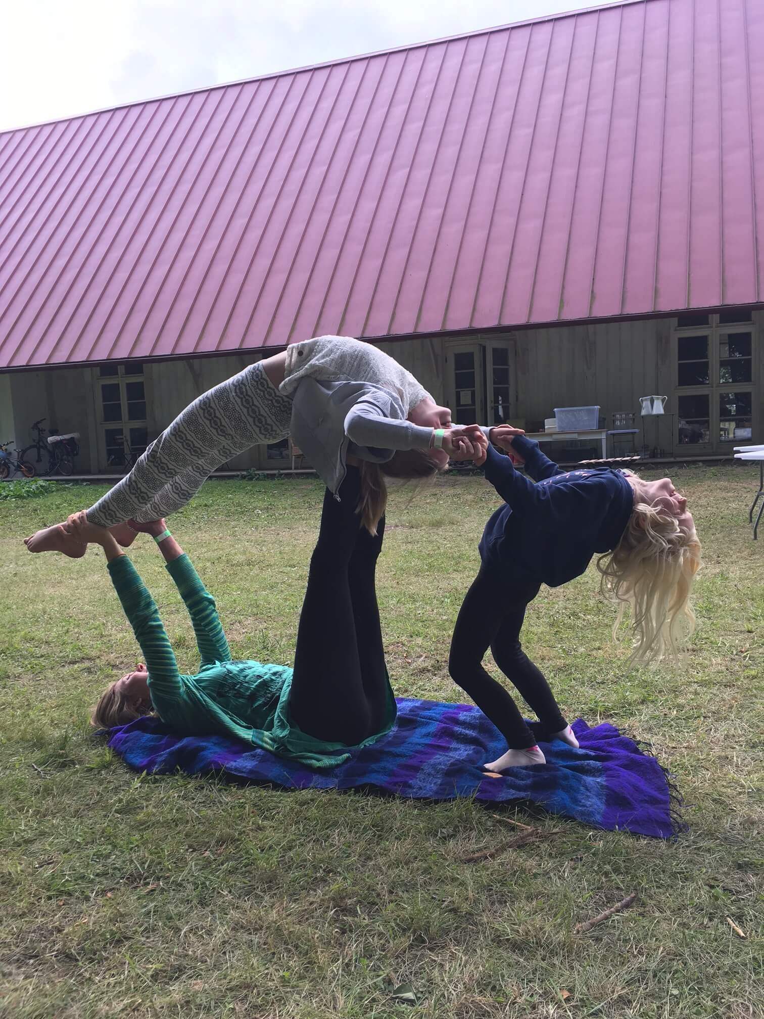 Yoga festival Lund