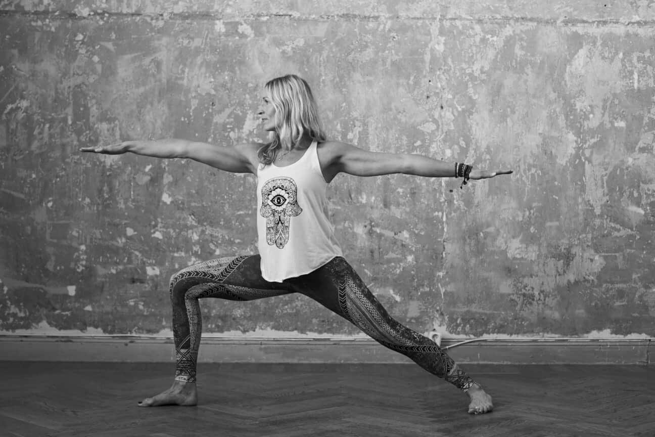 Pernilla Cristvall Yogadevi