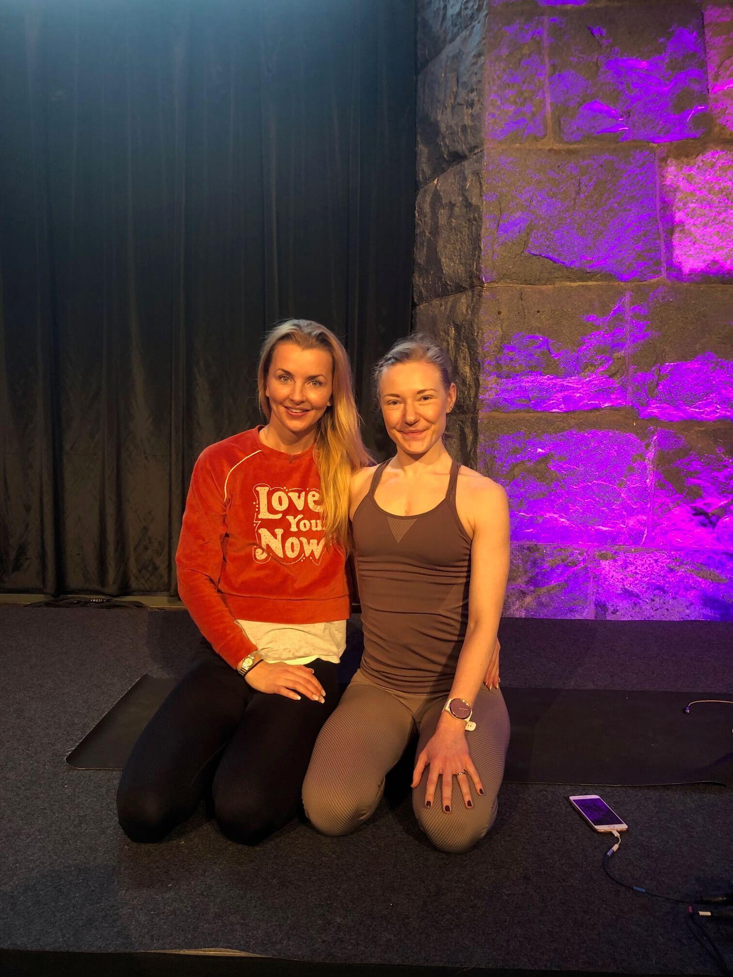 Yogagames 2019 Sofia Löfstaf